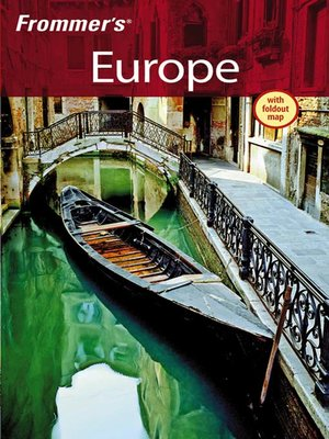 cover image of Frommer's Europe